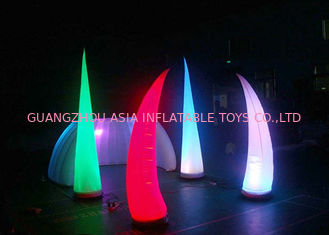 China Heller aufblasbarer stehender Kegel LED, Beleuchtungs-Dekoration Inflatables usine