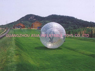 China Transparenter kleiner 1. 8m Zorb Ball für Kinderspiel usine