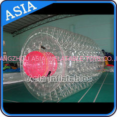 China Swimmingpool/Park-transparenter aufblasbarer Wasser-Rollen-Ball usine