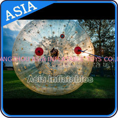 China aufblasbarer Zorb Ball 2.5m Kindermensch Hamaster, Gras-Rollen-Ball usine