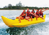Aqua-Park Towable Inflatables, 3 - 5 persong aufblasbares Fliegen-Bananen-Boot fournisseur